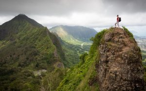 Climbing life's mountains